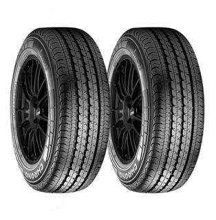Paquete 2 Llantas 225/70 R15 Pirelli Chrono 112s Msi