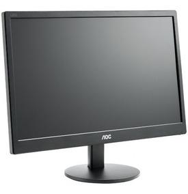 Monitor Led Para Pc Hd 18.5 Pol Aoc E970swnl