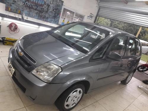 Chevrolet Meriva 2011 Gl Plus Con Gnc