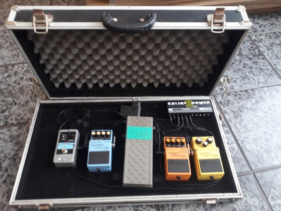 Pedais Guitarra Boss Ds-2;sd-1;ch-1;ibanez Wh10v2;holy Grail