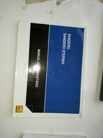 Manual Do Proprietário Renault Sandero B90