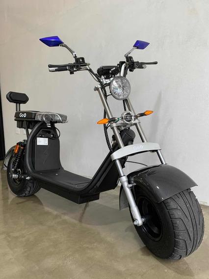 Scooter Elétrica X10 2000w 0km