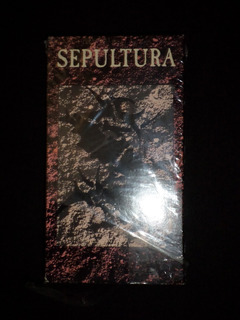 Video Tapes Para Metaleros: Sepultura Live In Barcelona