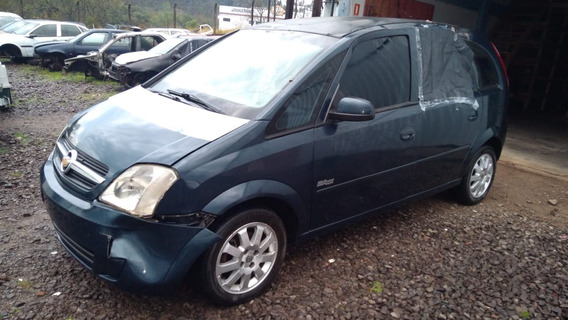 Sucata Chevrolet Meriva 1.8 Flex 2008 Rs Caí Peças
