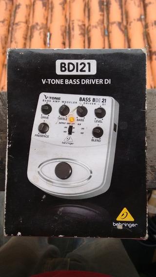 Pedal Bass Bdi-21 Behringer