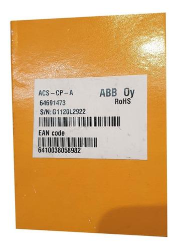 ACS355 se ABB ACS-CP-C del panel del operador para utilizar con ACS310 Serie Serie ACS350