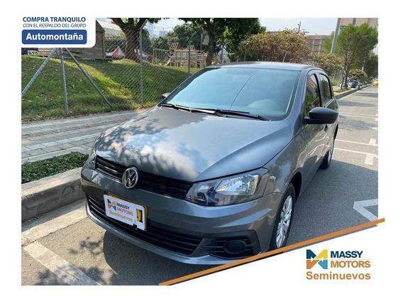 Volkswagen Gol Trendline Mecánico