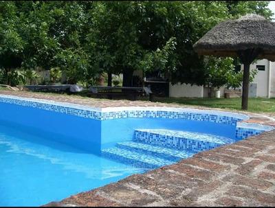 Casa Campo Comercio Con Picsina Ruta 5 Km 37.300