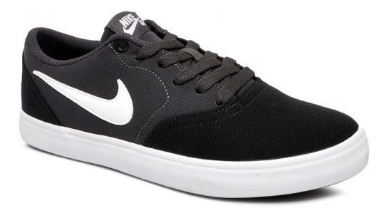 Tênis Nike Sb Check Solar Preto 843896