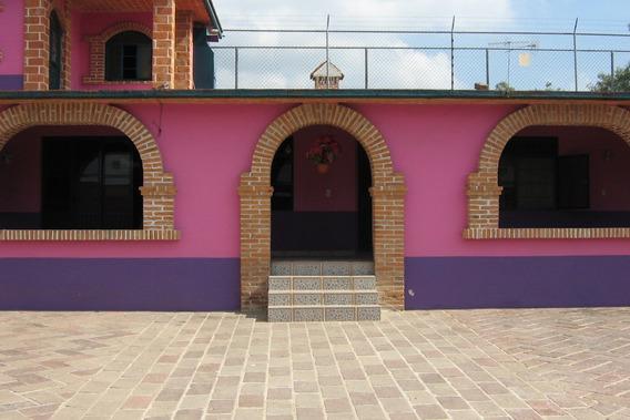 Gran Residencia En Venta, En Nopala Hidalgo