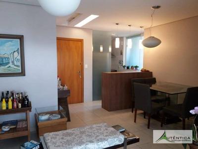 Apartamento Residencial À Venda, São Lucas, Belo Horizonte. - Ap1380
