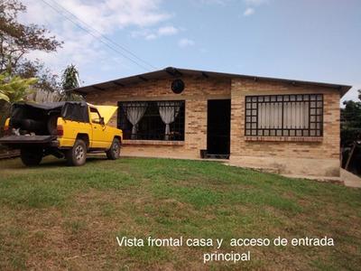 Venta Permuta Finca Productiva/descanso Municipio Icononzo