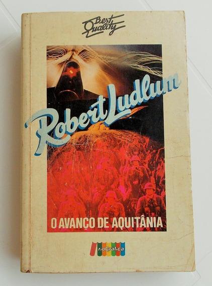Livro: O Avanço De Aquitânia