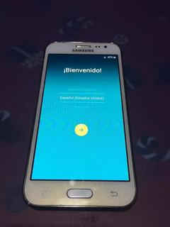 Celular Samsung Galaxy J2, Anda Todo, Claro
