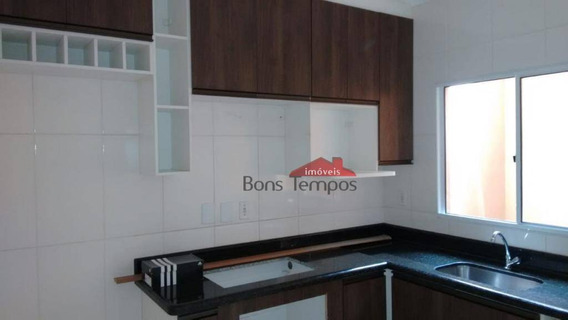 Sobrado Com 2 Dormitórios Sendo 2 Suites À Venda, 45 M² Por R$ 255.000 - So2734