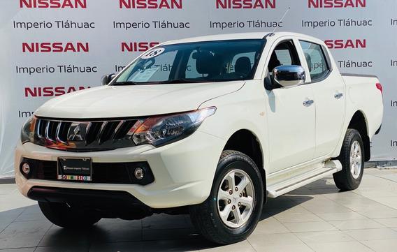 L200 4x4 Diesel Super Precio!!!!! Agencia Nissan Tlahuac
