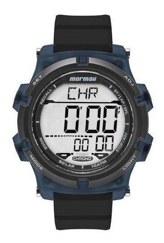 Relógio Mormaii Masculino Acqua Preto Mo1192ab/8a