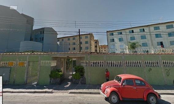 Apartamento Em Parada Xv De Novembro, São Paulo/sp De 55m² 2 Quartos À Venda Por R$ 140.000,00 - Ap232564