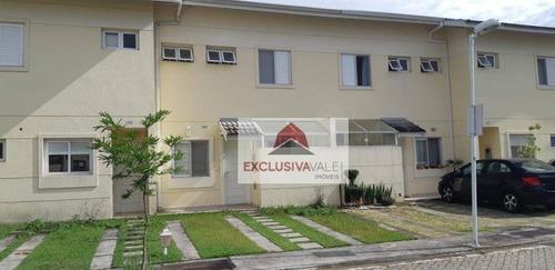 Casa Com 2 Dormitórios À Venda, 94 M² Por R$ 465.000,00 - Jardim Santa Maria - Jacareí/sp - Ca0982
