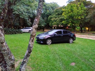 Toyota Corolla 1.8 16v Gli Black Pack Flex Multi-drive 4p