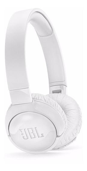 Fone De Ouvido Jbl Tune 600 Bt Nc Bluetooth Branco