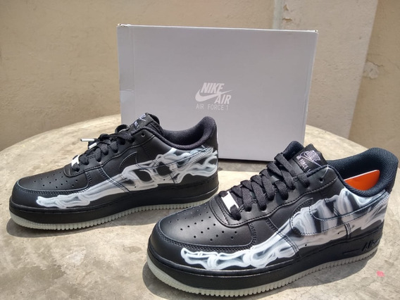 Tênis Nike Air Force 1 Skeleton 40.5 / 41 (2019)