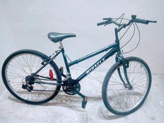 Bicicleta Shimano Rodado 26 18 Speed Excelente Estado!