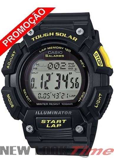 Relógio Casio Masculino Stl-s110h-1cdf *tough Solar