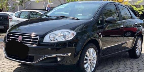 Fiat Linea 2015 1.8 16v Essence Flex 4p