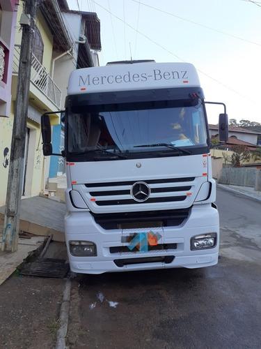 Imagem 1 de 8 de Mercedes-benz  Axor 2535versão Prem