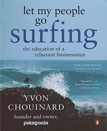 Libro - Let My People Go Surfing: The Education Of A Relucta