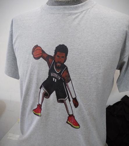 Franelas Kyrie Earving Nba Ny Nets Brooklyn Nike 11