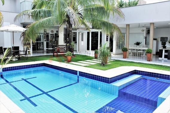 Casa Condomínio Royal Park - Quatro Suítes - Londrina - Mi133
