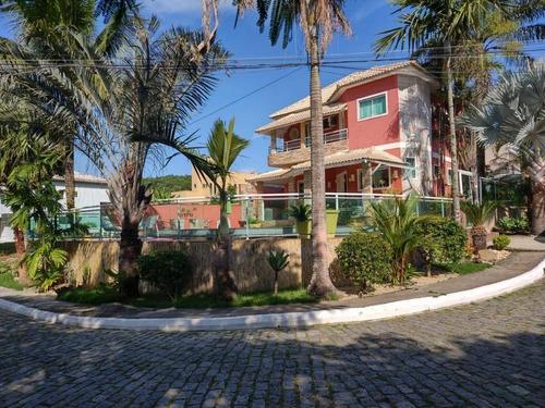 Casa, 4 Quartos, Condomínio, Várzea Das Moças, Niterói - Ca0312