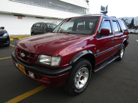 Chevrolet Rodeo V6 Dohc At 3200cc 4x4
