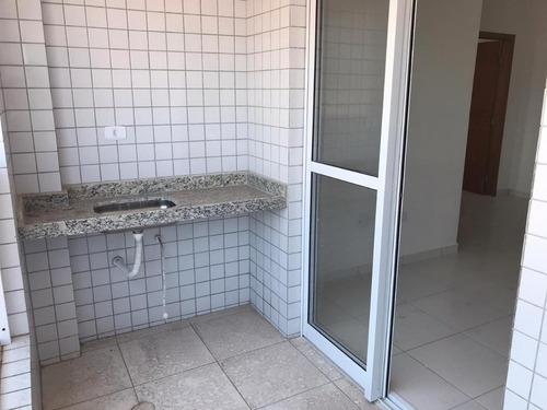 Apartamento À Venda, 49 M² Por R$ 190.000,00 - Caiçara - Praia Grande/sp - Ap5634