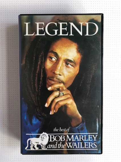 Vhs Legend The Best Of Bob Marley And The Wailers Original