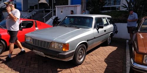 Imagem 1 de 8 de Chevrolet Caravan Comodoro