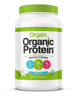 Proteína Orgânica Importada Orgain Vegan Whey Vegetal