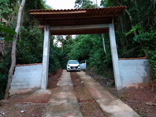 Chácara 48000m2 Sitio C/casa 3 D Bragança Pta Sp