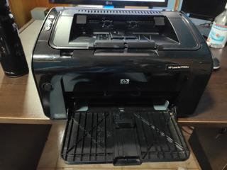 Impresora Laser Hewlett Packard Laserjet Pro P1102w
