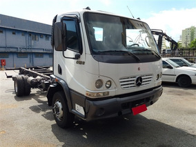 Mb Accelo 915 Ano 2009 No Chassis - R$ 75.900,00