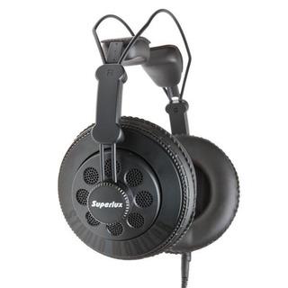 Superlux Hd668b Auricular Semi Abierto Estudio Grabacion