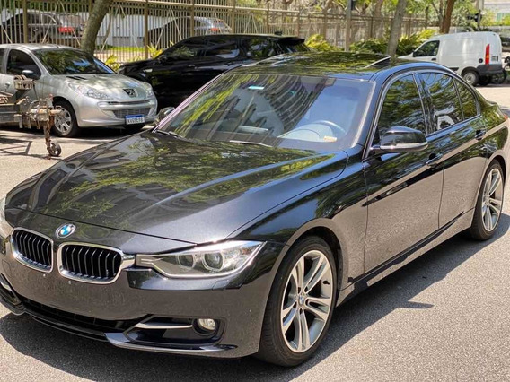 Bmw 328 2014 245 Hp Blindada
