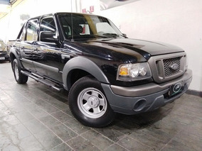 Ranger Xls 2.3 Cab Dupla - 2008 Preta
