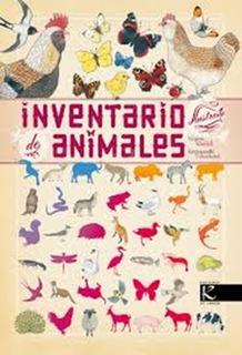 Inventario De Animales Ilustrado - Aladjidi, Tchoukriel