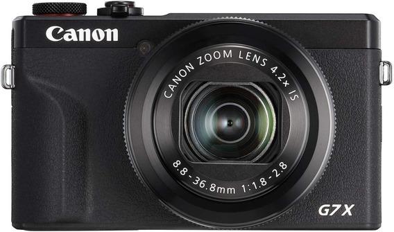 Canon Powershot G7 X Mark 3 - Filma 4k E Faz Live No Youtube