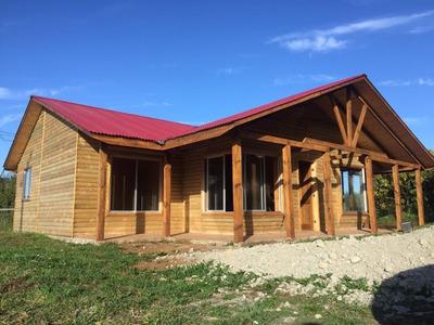 Casa Construida En Terreno Modelo Shangrila 104 M²