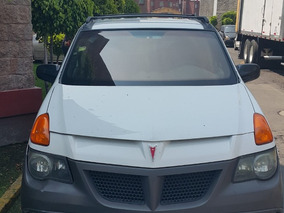 Pontiac Aztek 3.4 E Gt Tela Asiento Elec At