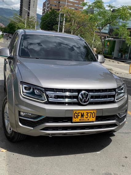 Volkswagen Amarok Highline V6